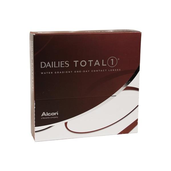 Dailies Total 1 (90 линз)